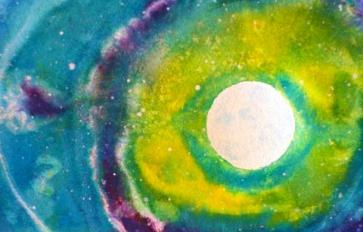 Express Your Creativity Under the August 15 Full Moon