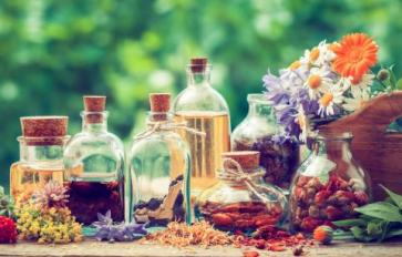 Witchin' In The Kitchen: Making Infused Oils For Medicine, Beauty, & Cooking