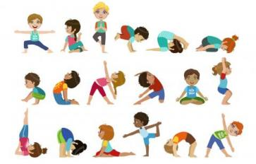 Yoga For Kids: More Than Asanas