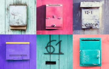 Paint Your Mailbox For A Summer Family-Friendly Craft