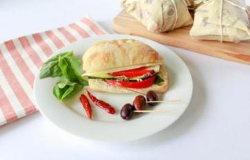 Meatless Monday: Pan Bagnat For Healthy Eating On-The-Go