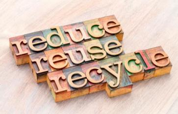 Help End Plastic Pollution: Reduce, Restore, Reuse & Recycle