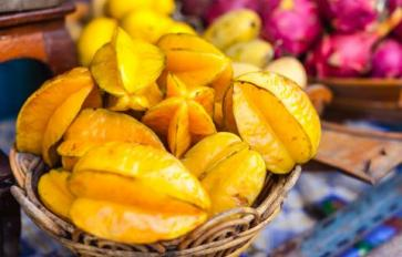 Superfood 101: Carambola (Star Fruit)!