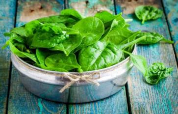 Spinach For Every Meal!