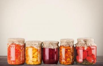 Creative Uses For Your Home Canned Goods Harvest