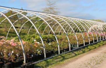 The Hoop House: A Permaculture Design Greenhouse