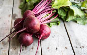 Eat Fresh In February: Asparagus, Beet, Cauliflower & Leek Recipes