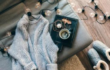 For A Warm Winter Home, Try These 10 Cozy Tips