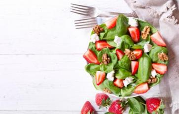 Eat With The Seasons: 3 Refreshing Spring Salads