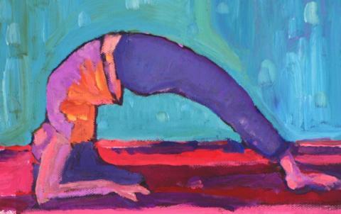 wellness wednesday  yoga for life week 79  basmati
